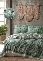 Покрывало ELEPHANT BED SPREAD цвет зеленый (GREEN)				205x240