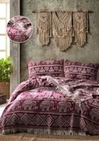 Покрывало ELEPHANT BED SPREAD цвет красный (RED)				205x240